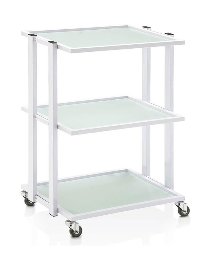 Picture of PREMIUM 200 TROLLEY WITH THREE SHELVES