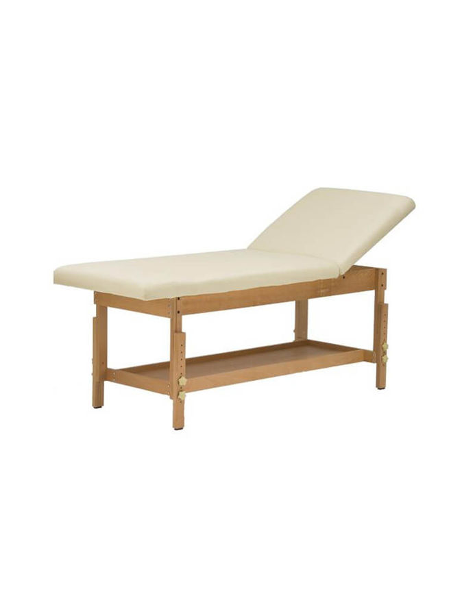 Picture of WOODEN MASSAGE TABLE